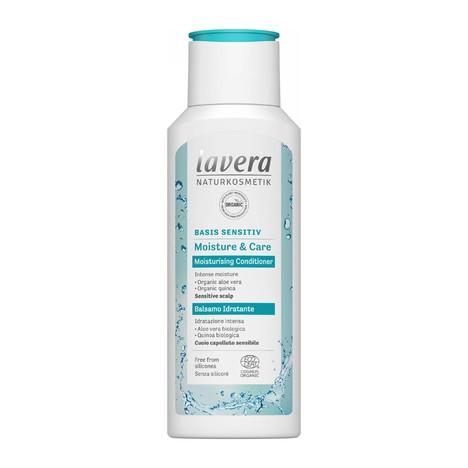 Lavera Basis Sensitive Moisture & Care kondicionér 200 ml