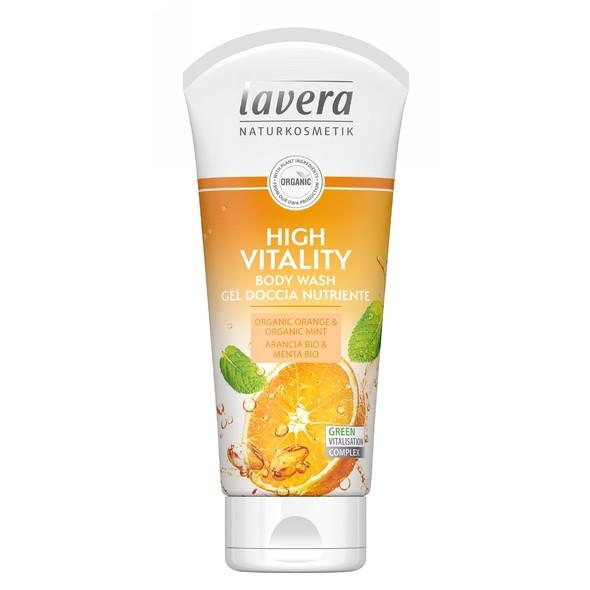 Lavera High Vitality sprchový gel 200 ml
