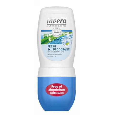 Lavera Fresh Roll-on deodorant 50 ml
