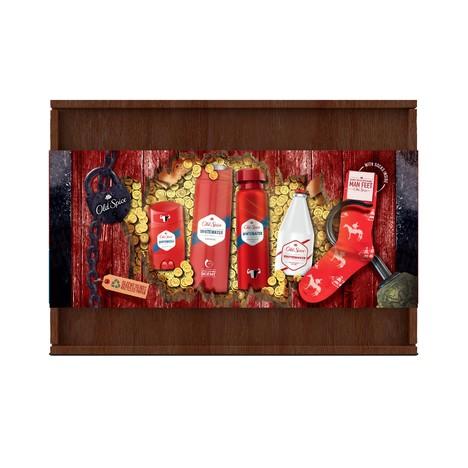 Old Spice WhiteWater Wooden Box dárková sada