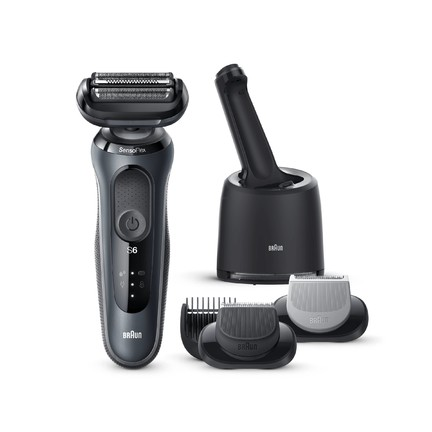 Braun Series 6 7650cc Black holicí strojek