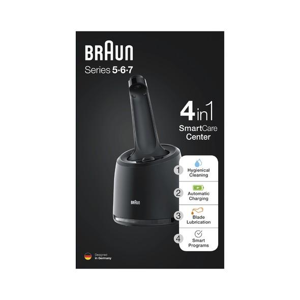 Braun SmartCare Center 4in1 čisticí stanice