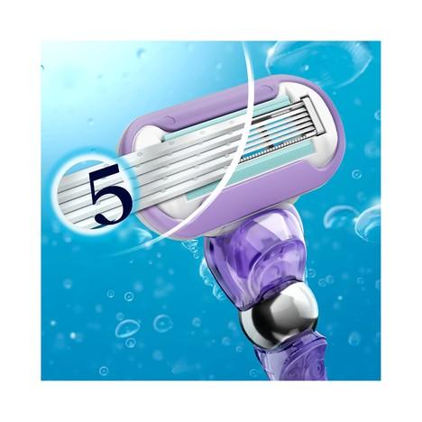 Gillette Venus Swirl holicí strojek + 3 hlavice