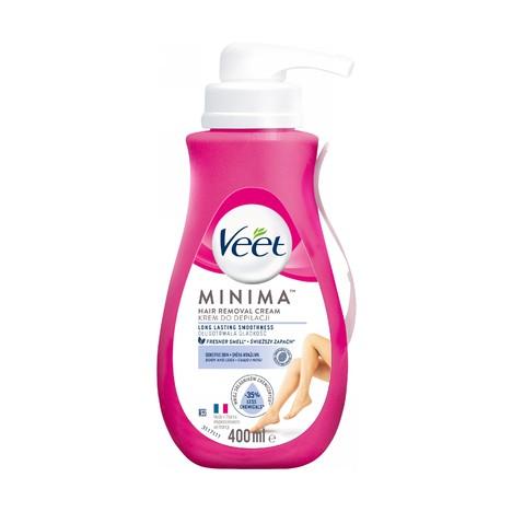 Veet Silk&Fresh Sensitive Skin depilační krém 400 ml