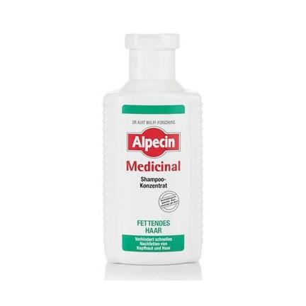 Alpecin Medicinal Shampoo Concentrate Oily Hair šampon na vlasy 200 ml