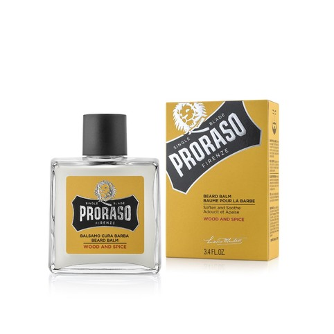 Proraso Wood and Spice balzám na vousy 100 ml