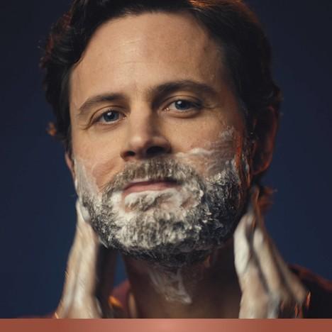 King C. Gillette Beard & Face Wash emulze na obličej a vousy 350 ml