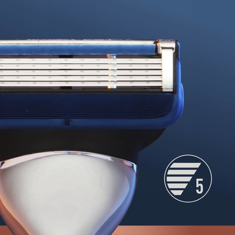 King C. Gillette Razor holicí strojek