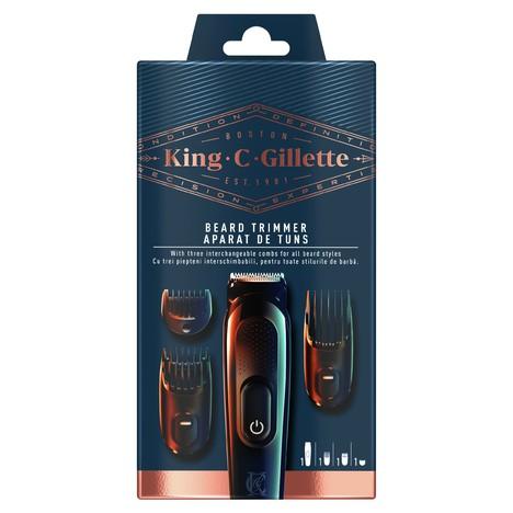 King C. Gillette Beard Trimmer zastřihovač vousů