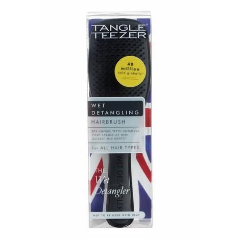 Tangle Teezer Wet Detangler Midnight Black kartáč na vlasy