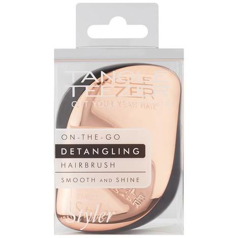 Tangle Teezer Compact Styler Rose Gold kartáč na vlasy