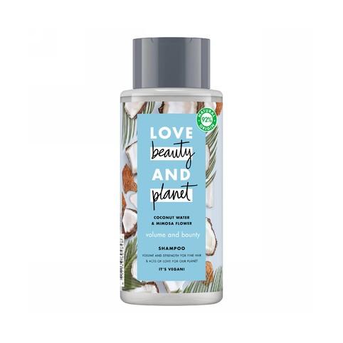 Love Beauty & Planet Volume & Bounty šampon na vlasy 400 ml