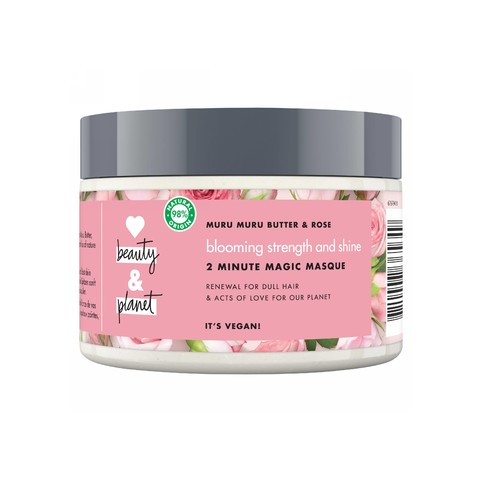 Love Beauty & Planet Blooming Color maska na vlasy 300 ml