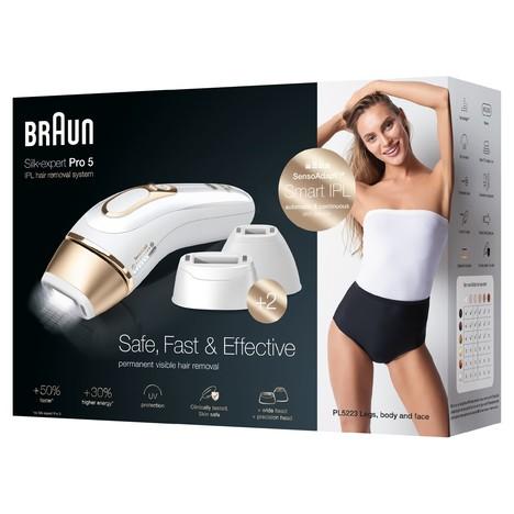Braun Silk-expert PL5223 IPL epilátor