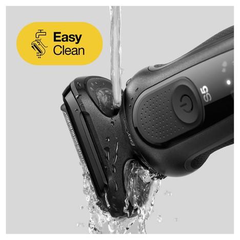 Braun MBS5 Wet&Dry holicí strojek designová edice