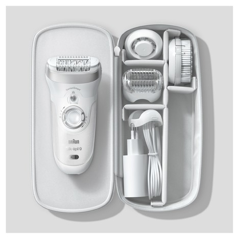 Braun MBSE9 Wet&Dry epilátor designová edice