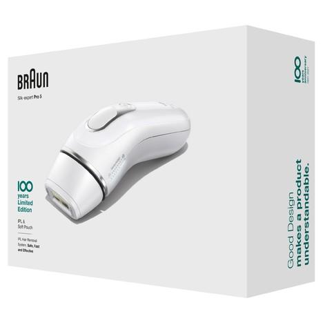 Braun Silk-expert PRO MBIPL5 epilátor designová edice