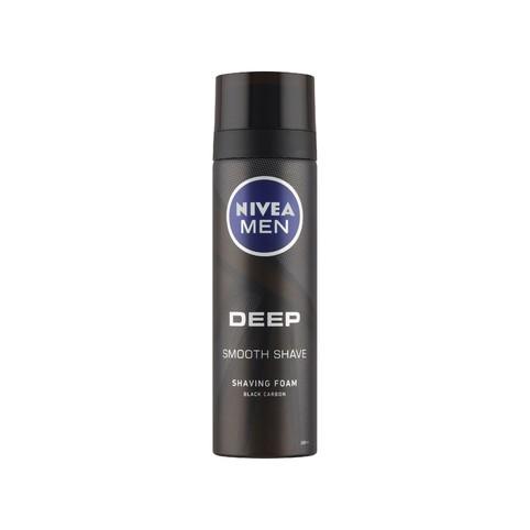 Nivea Men Deep  pěna na  holení 200 ml
