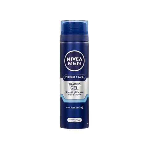 Nivea Men Protect&Care gel na holení 200 ml