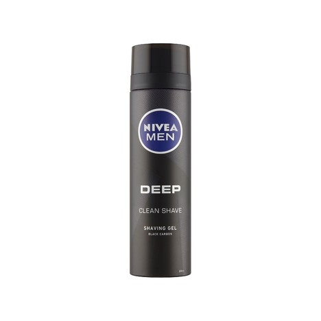 Nivea Men Deep gel na holení 200 ml