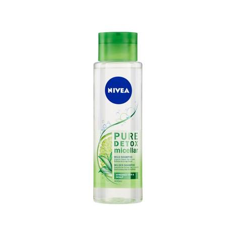 Nivea Pure Detox Micellar šampon na vlasy 400 ml
