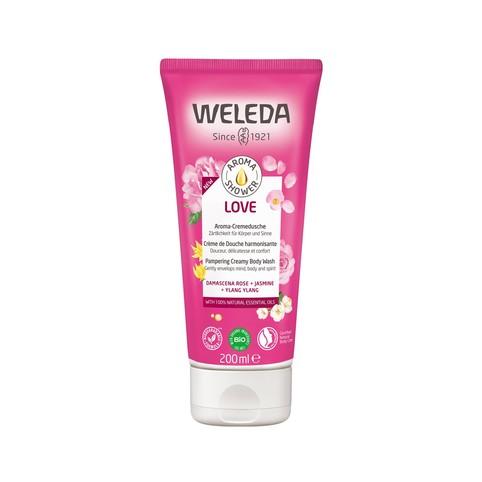 Weleda Aroma Shower Love sprchový gel 200 ml