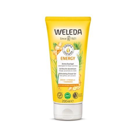 Weleda Aroma Shower Energy sprchový gel 200 ml