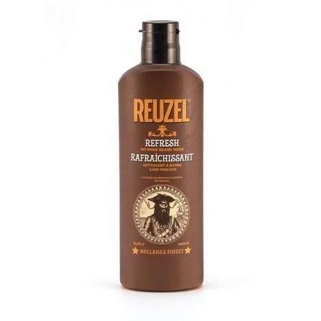 Reuzel Refresh No Rinse Beard Wash šampon na vousy 200 ml