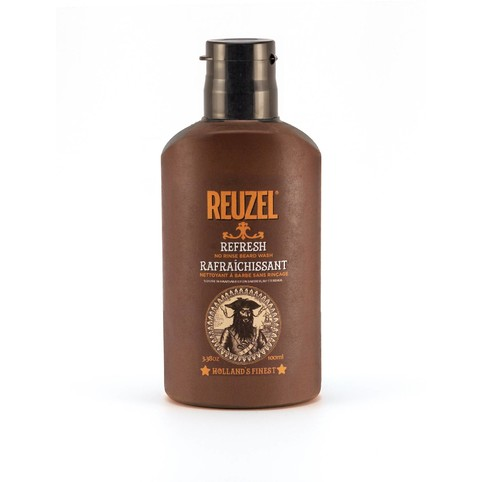 Reuzel Refresh No Rinse Beard Wash šampon na vousy 100 ml