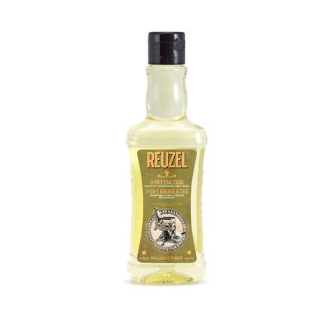 Reuzel 3in1 Tea Tree šampon 350 ml
