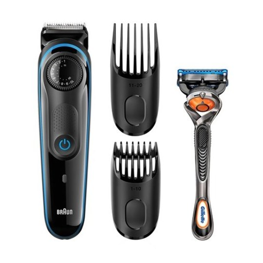 Braun BT3040 zastřihovač vousů a vlasů