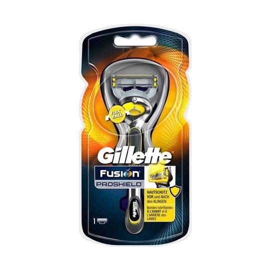 Gillette Fusion FlexBall ProShield holicí strojek s držákem