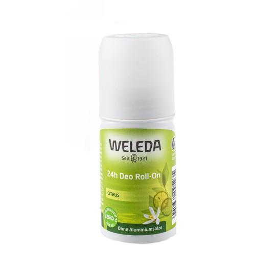 Weleda Citrus Roll-on deodorant 50 ml