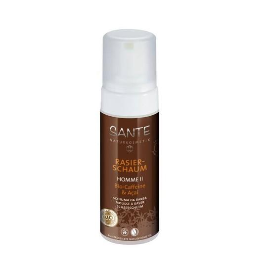 Sante Homme II Bio Caffeine pěna na holení 150 ml