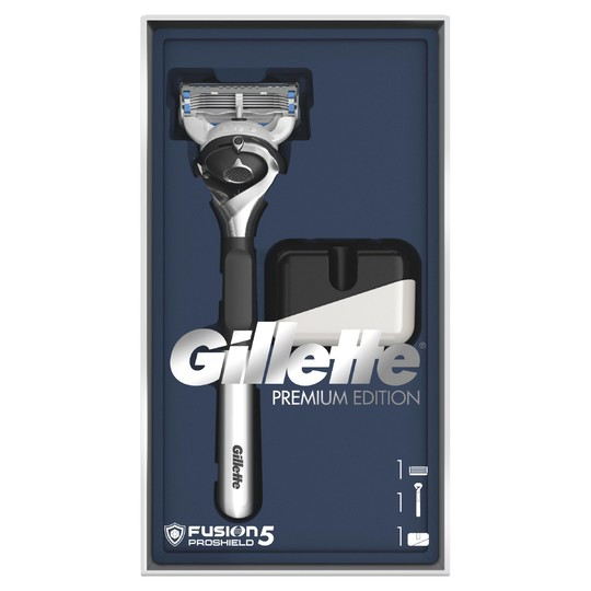 Gillette Fusion 5 Flexball Proshield Chill Premium Edition