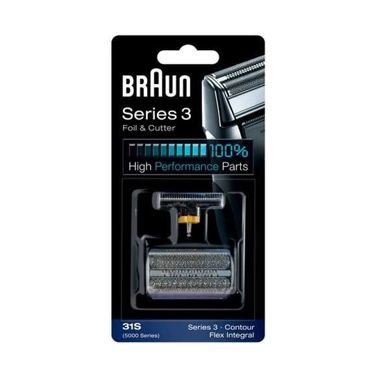 Braun CombiPack FlexIntegral - 31S břit + folie