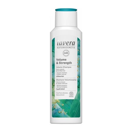 Lavera Volume & Strenght šampon na vlasy 250 ml