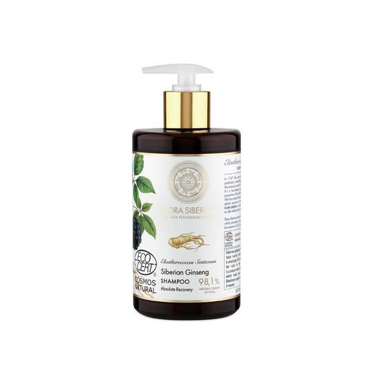 Flora Siberica Siberian Ginseng šampon 480 ml