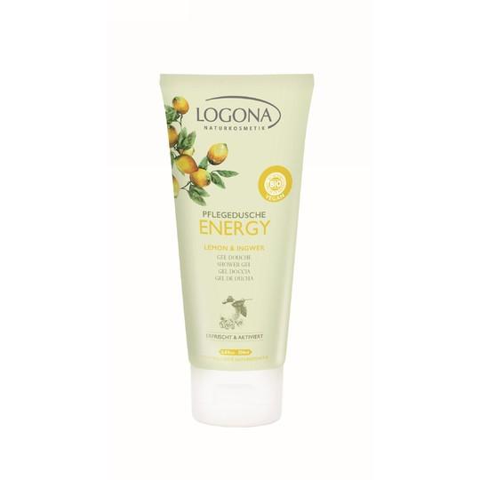 Logona Shower Gel Energy sprchový gel 200 ml