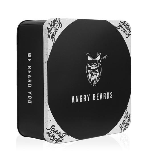 Angry Beards set pro péči o vousy
