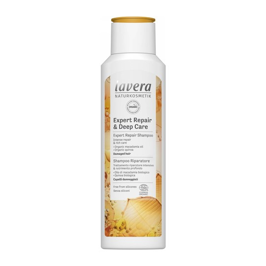 Lavera Expert Repair & Deep Care šampon na vlasy 250 ml