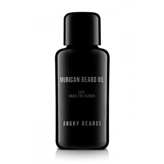 Angry Beards Murican Beard Oil olej na vousy 30 ml