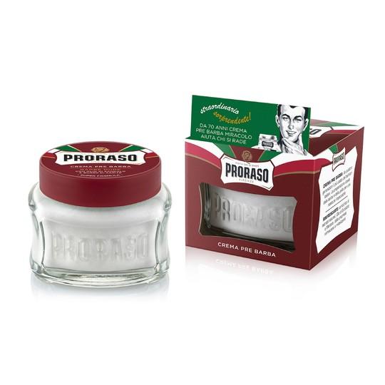 Proraso Pre-shave Cream hydratační krém před holením 100 ml