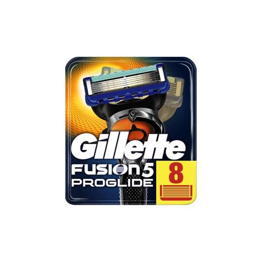 Gillette Fusion ProGlide Manual náhradní hlavice 8 ks