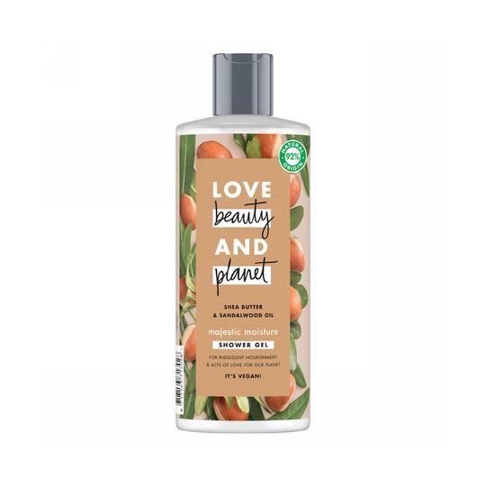 Love Beauty & Planet Majestic Moisture sprchový gel 500 ml