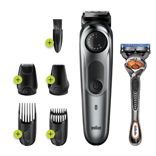 Braun BT7220 zastřihovač vousů