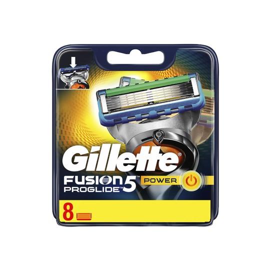 Gillette Fusion ProGlide Power náhradní hlavice 8 ks