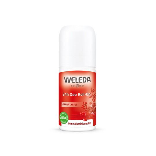 Weleda Pomegranate Roll-on deodorant 50 ml