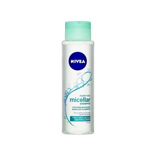 Nivea Purifying Micellar šampon na vlasy 400 ml