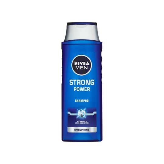 Nivea Men Strong Power šampon na vlasy 400 ml
